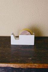 【倉敷意匠計画室】白磁 テープカッター L