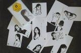 【倉敷意匠計画室】ナンシー関の美人カード 100枚入