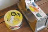 【倉敷意匠計画室】トラネコボンボン クラフト粘着テープ Africa