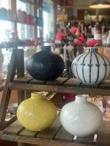 【白山陶器】まゆ花瓶